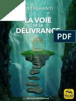 Adyashanti - La Voie de la délivrance_ Guide pratique et concis de l'éveil spirituel (2017, Macro Editions) - libgen.lc