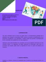 Purple App Phone Mockup Sales Marketing Presentation