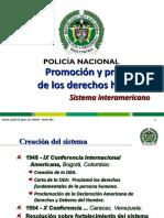 OEA SISTEMA INTERAMERICANO DE PROTECCIÒN