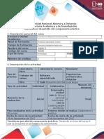 Guía de actividades y rúbrica- Task 5- Speaking production
