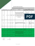 Formato registro de accidentes de trabajo y enfermedades  profesionales  -NTC3701. MARIO ARENALES