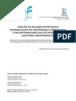 1. RACEF - Governança Corporativa e Relatórios