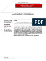 2. Revista Sistemas & Gestão - Determinação do custo assistencial