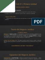 Derecho Civil IV Primera Unidad