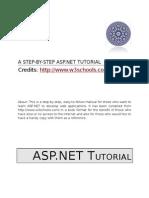 ASP.net Tutorial