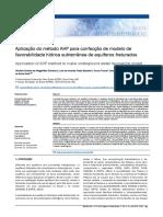 Aplicacion metodo AHP favaborilidad hidrico