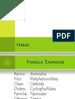 TENIAS DUNIA presentacion