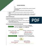 Bio-procesos y Bio-Reactores