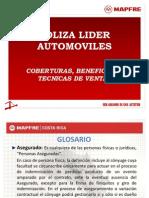 (Talleres) Poliza Lider Producto, Beneficios y Tecnicas de Ventas