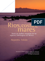 Rios, costas, mares. hacia un análisis integrado de las regiones hidrológicas de méxico