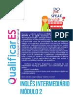 INGLÊS INTERMEDIÁRIO MÓDULO 2