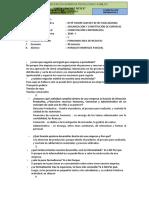 ACTIVIDAD DESARROOLLADA ORG Y CONT. TRABAJO RONAL