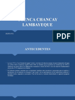 CUENCA CHANCAY LAMBAYEQUE