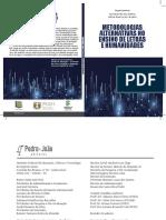 Ebook Metodologias alternativas no ensino de Letras e Humanidades