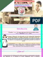 HISTORIA DE ENFERMERIA