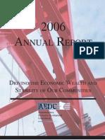 2006 AAEDC Annual Report