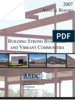 2007 AAEDC Annual Report