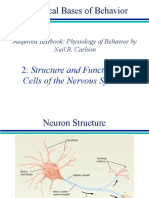 LESSON-2 STRUCTURE AND FUNCTION OF THE CELL IN THE NERVOUS SYSTEM