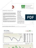 Real Estate Market Activity 01-24-2011