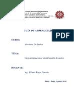g2a Mecanica de Suelos_origen y Identificacion de Suelos