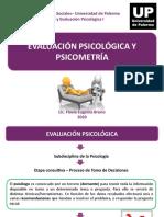 Clase 1, 2 y 6. Psicometría.pdf