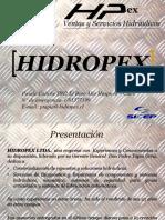 Presentacion HIDROPEX..