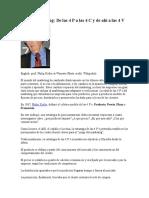 Análisis de Marketing de las 4 P y evolución a las 4C