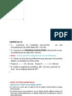 DIBUJO INDUSTRIAL III PARCIAL ---