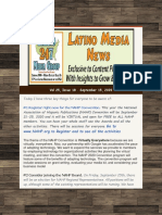 Register TODAY for the NAHP Convention Int'l Latino Book Awards Coverage