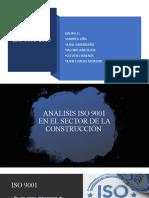 ANÁLISIS ISO 9001-2015 EMPRESA - GRUPO2