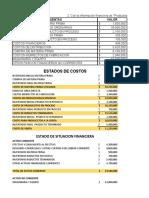 TALLER DE ESTADOS FINANCIEROS
