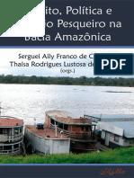 Direito, política e manejo pesqueiro na bacia amazonica