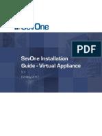 SevOne Installation Guide - Virtual Appliance.pdf
