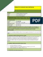analisis sentencia C655-98