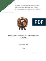 ELCTROMAGNETISMO Y CA