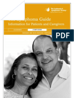 Lymphoma patient guide
