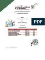 Plan de Mkt - Agroferretería