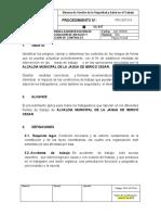 PRC-SST-014 Procedimiento para la Identificación de Peligros, Valoración de Riesgos.docx