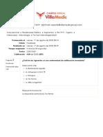 Pre Test_ Infectología Día 01