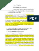 Resumen Sotomayor - Fundamento del dolo y ley penal.docx
