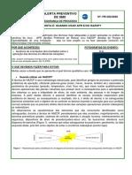 Alerta Preventivo de SMS_PB_002_2020 - Quando usar APR e HAZOP rev0.pdf