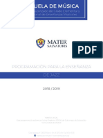 Programacion-JAZZ_EscuelaMusicaMaterSalvatoris