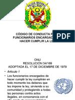 CODIGO DE CONDUCTA.ppt