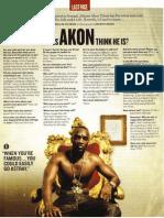 Akon backpage