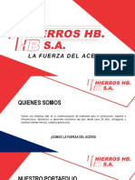 4. Hierros HB S.A.