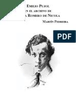 Documentos de E. Pujol en los Archivos de Clara. Romero.pdf