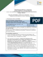 Guía de actividades y rúbrica de evaluación - Unidad 1 - Tarea 2 - Plataforma de ofimática en la nube y repositorios en línea.pdf