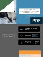 Lab 1- Weather Data