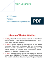 History of Electric Vehicles 4