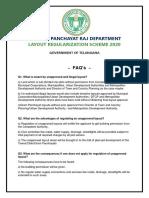 FAQs-LRS 2020
